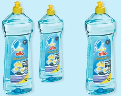 Nước làm bóng bát chén alio chuyên dùng cho máy rửa chén bát