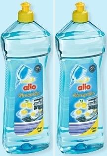 nước làm bóng alio chuyên dùng cho máy rửa bát chén ly