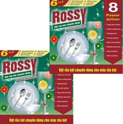 bột rửa bát rossy 2kg hàng việt nam chất lượng cao