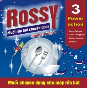 muối rửa bát rossy 2.4kg