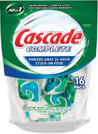 Cascade thương hiệu rửa chén uy tín trên thị trường Việt