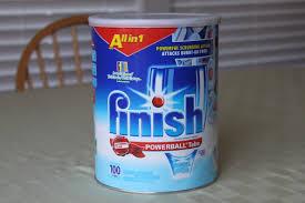 Muối rửa finish cho máy nhập khẩu hiệu quả hơn hẳn chỉ sau 1 lần sử dụng