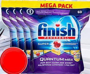 viên rửa bát finish quantum max 60 viên loại cao cấp nhất hiện nay